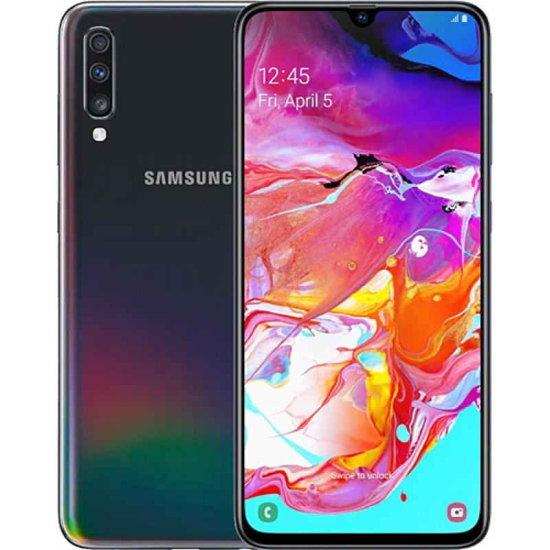 Samsung Galaxy A70 32 GB Siyah Samsung Türkiye Garantili