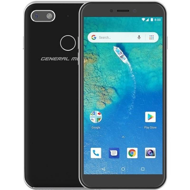General Mobile GM8 Go Siyah 16 Gb Cep Telefonu (Telpa Garantili)