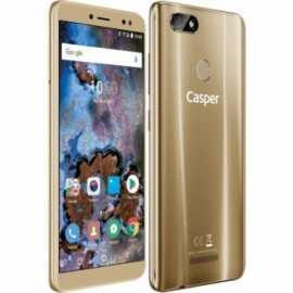 Casper Via M4 16 GB Altın Cep Telefonu