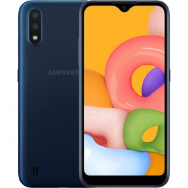 Samsung Galaxy A01 16 GB Mavi Samsung Türkiye Garantili