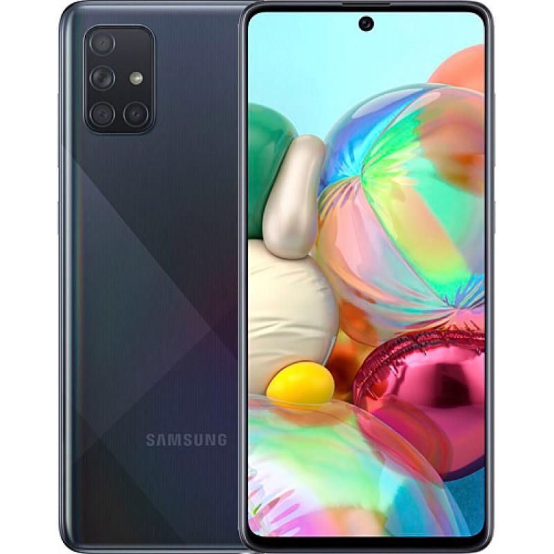 Samsung Galaxy A71 128 GB Siyah Samsung Türkiye Garantili
